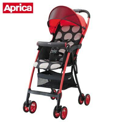 Aprica 愛普力卡 高視野單向手推車-Magical air S 小太陽 RD