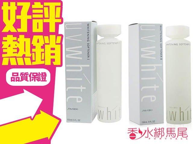 <br/><br/>  SHISEIDO 資生堂 優白 柔膚水 150ml (清爽型 / 滋潤型)?香水綁馬尾?<br/><br/>