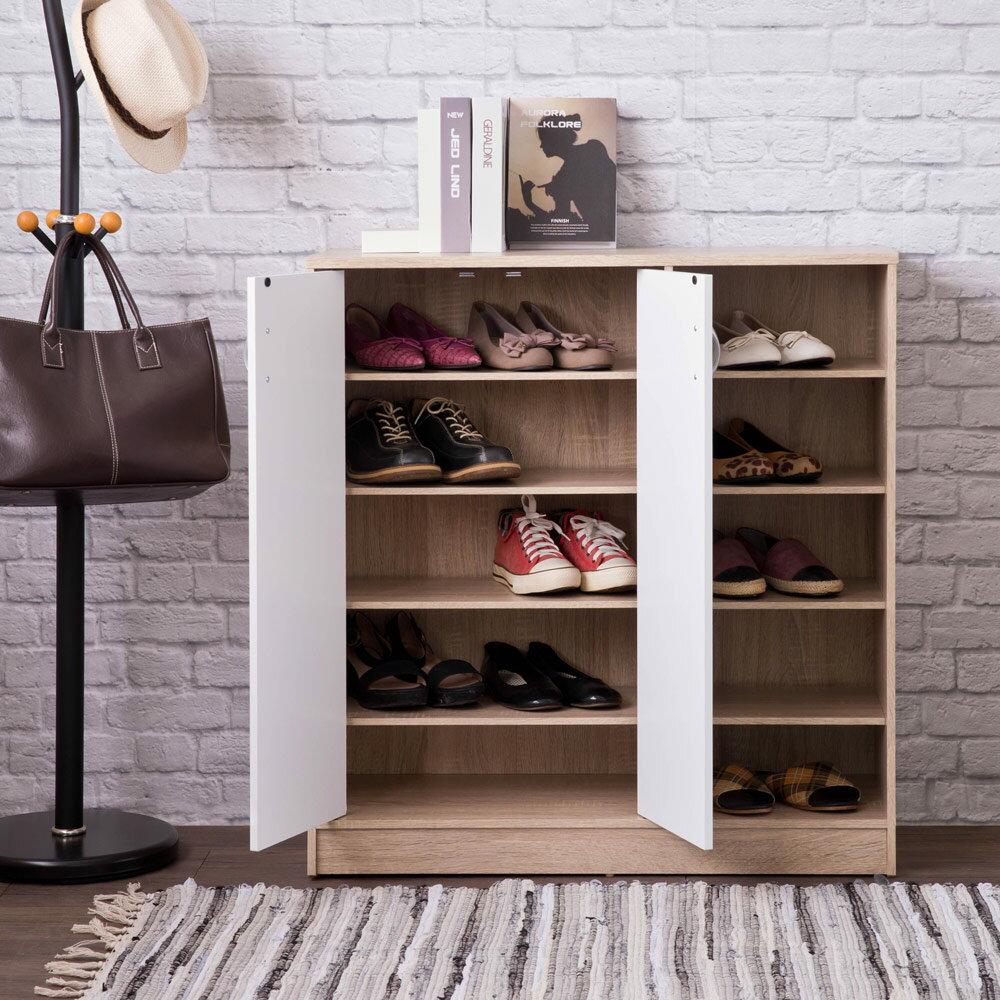 鞋架 / 收納 TZUMii 高點雙門一格鞋櫃 1