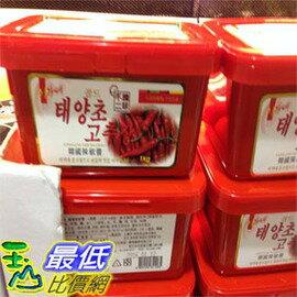COSCO   韓味不二 CHILI SAUCE 辣椒醬 1公斤 _C60414