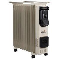 電暖器推薦NORTHERN 北方 葉片式 恒溫電暖爐 - 11葉片 NR-11ZL