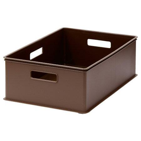 宜得利家居:收納盒FINE2BR橫式半格型NITORI宜得利家居