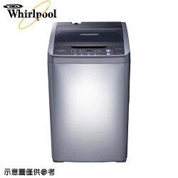 【Whirlpool惠而浦】7公斤定頻直立式洗衣機WM07GN【三井3C】