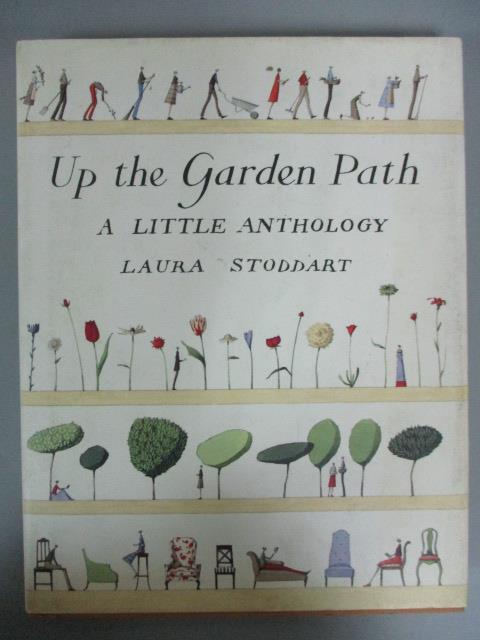 ~書寶 書T9/原文書_IBQ~Up The Garden Path: A Little Anthology_Laur