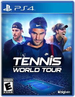 預購中5月29日發售中文版[保護級]PS4網球世界巡迴賽