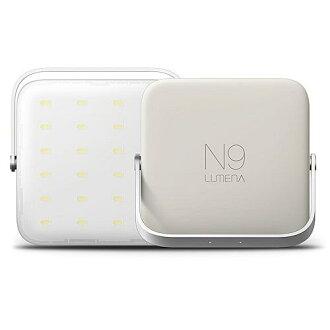 ├登山樂┤韓國N9 LUMENA 行動電源LED照明燈 暖黃光 1300流明 # N900SY-W