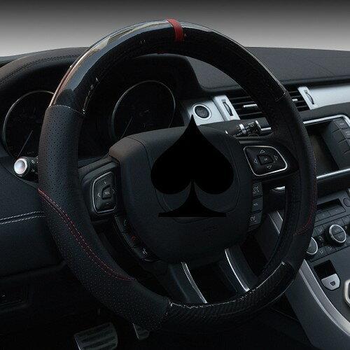 運動碳纖方向盤套 皮套 保護套 FORD 三菱 MAZDA TOYOTA SUBARU BMW VW沂軒精品 A0238