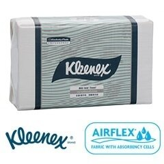 [東昇] KLEENEX 專業鎖水擦手紙 150抽x16包