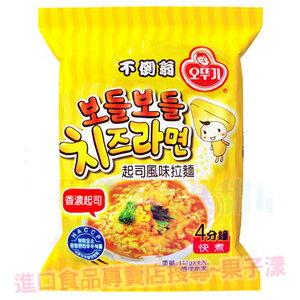 韓國不倒翁 起司拉麵 泡麵(單包)[KR037]