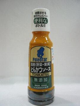 POLE STAR日本國產蔬果豬排醬200公克/罐