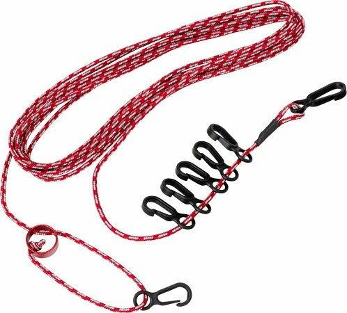 【【蘋果戶外】】MSR05825DryLine曬衣繩
