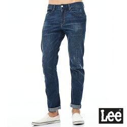 Lee  755低腰3D標準牛仔褲-男款-藍