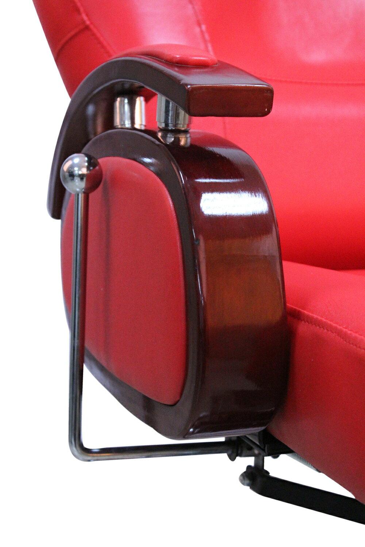 BarberPub All Purpose Hydraulic Recline Barber Chair Salon Beauty Spa Shampoo Equipment 8705 5