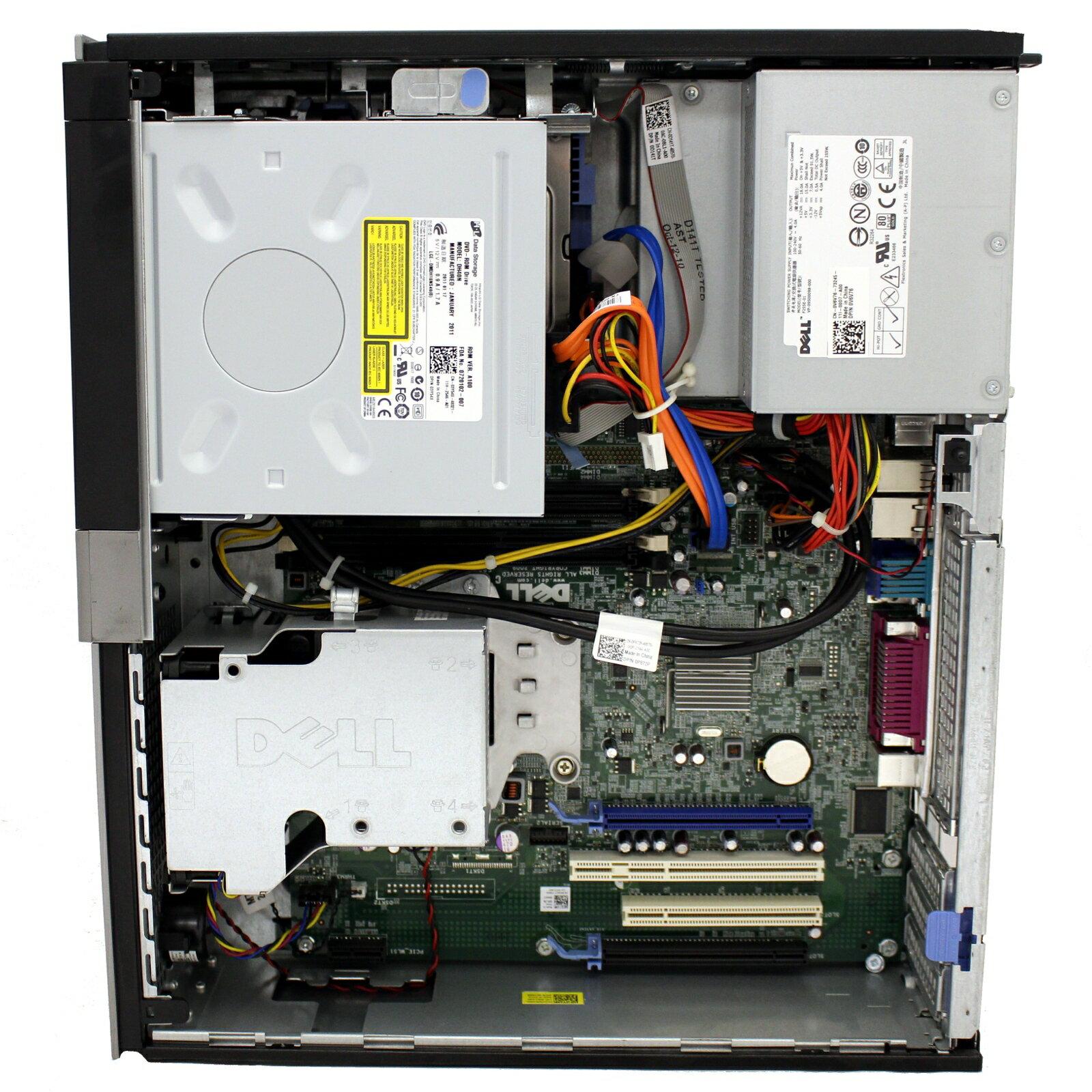 Dell OptiPlex 980 Desktop PC Intel Quad i7-870 2 93GHz 16GB 256GB SSD  DVD-RW WiFI Windows 10 Profesional 64-Bit