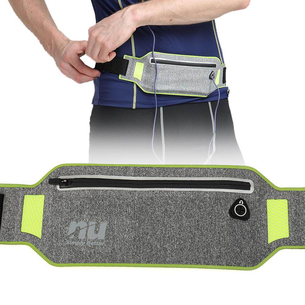 防潑水運動多功能手機收納腰包 ◆NU旗艦店◆