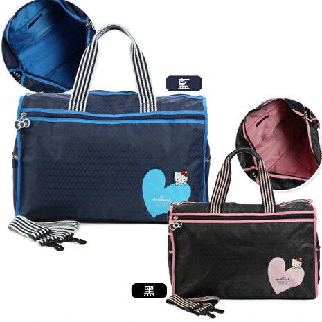 HELLO KITTY × Hallmark聯名收納旅行袋-愛心