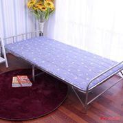 摺疊床 簡易木板單人床成人兒童出租房小床經濟型學生家用0.8米1米T 3 全館免運