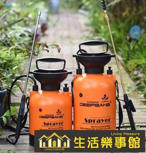 噴壺澆花園藝氣壓式噴霧器大容量噴霧瓶高壓打藥桶噴水壺澆水壺 全館免運