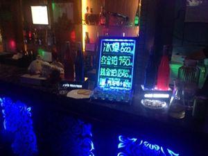 LED電子小螢光板手寫字彩色屏廣告牌30 40掛式發光黑板宣傳展示板 全館免運