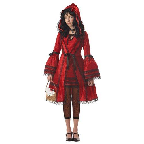 Tween Little Red Riding Hood Costume 0