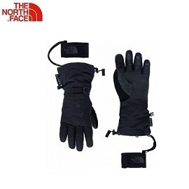 [ THE NORTH FACE ] 女 GORE-TEX 滑雪保暖觸屏手套 黑 / 公司貨 NF0A334CJK3