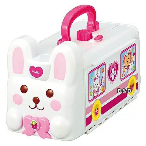 《小美樂》兔子救護車 東喬精品百貨