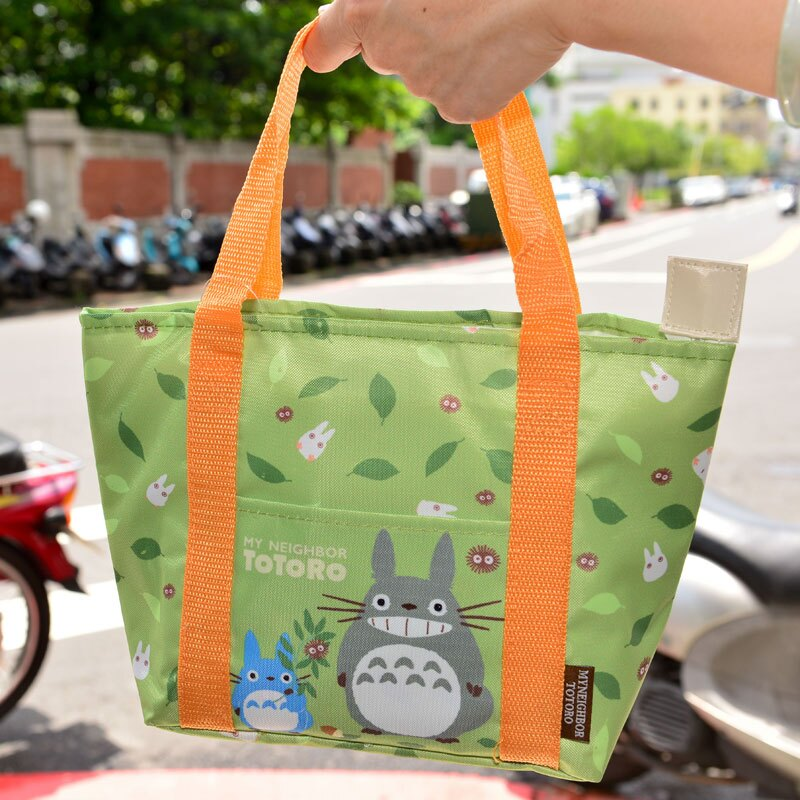TOTORO 龍貓 保冰保冷保溫手提袋 餐袋 日本限定正版品