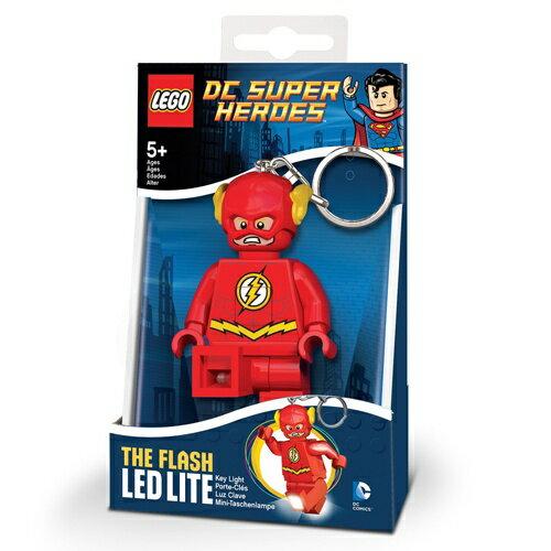 【 LEGO 樂高積木 】LED 燈鑰匙圈 - 閃電俠