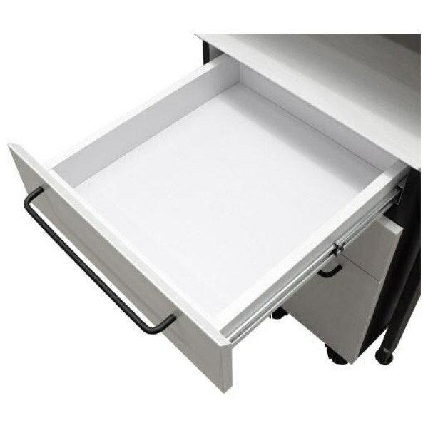 ◆電腦桌 附檔案櫃 SAYA WH NITORI宜得利家居 4