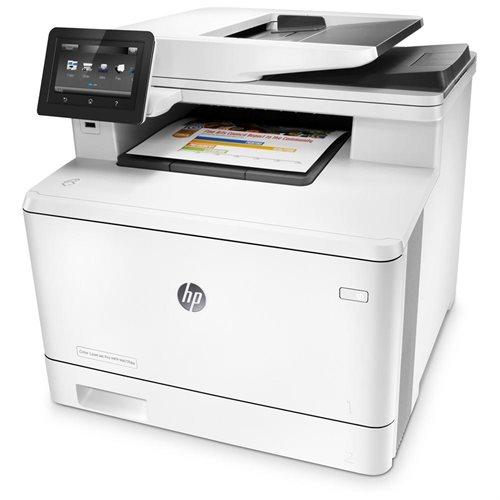 HP LaserJet Pro M477fdw Laser Multifunction Printer - Plain Paper Print - Support Plain Paper 1