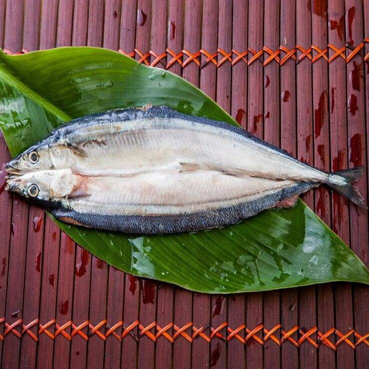 秋刀魚一夜干 90g~100g