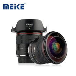 ◎相機專家◎ Meike 美科 手動 魚眼鏡頭 8mm f3.5 NIKON F 單眼 APS-C Fisheye 公司貨