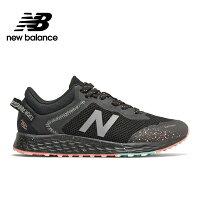New Balance 美國慢跑鞋/跑步鞋推薦【New Balance】越野跑鞋/童鞋_中性_黑色_YPTARIB1-W楦