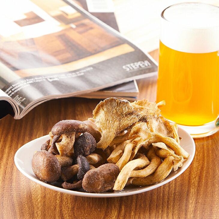 綜合菇脆餅4罐組★健康禮盒(口味任搭)