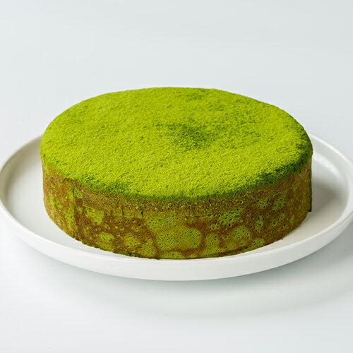 抹茶千層蛋糕『 Japan茶道王  』8吋 Jezeto Caf