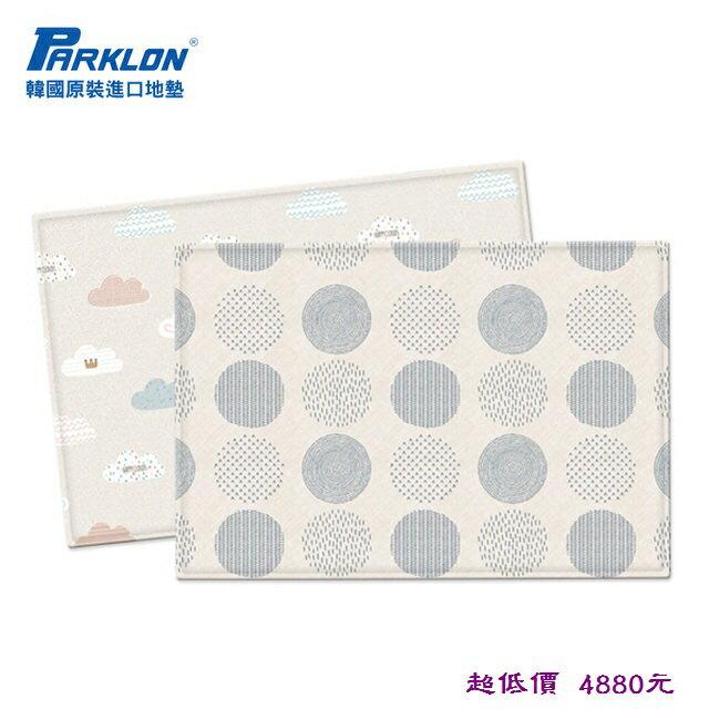 *美馨兒* 帕龍Parklon-雙面加厚 1.2CM PVC 爬行地墊/遊戲地墊 (雲朵泡泡) 4880元(有優惠可詢問)