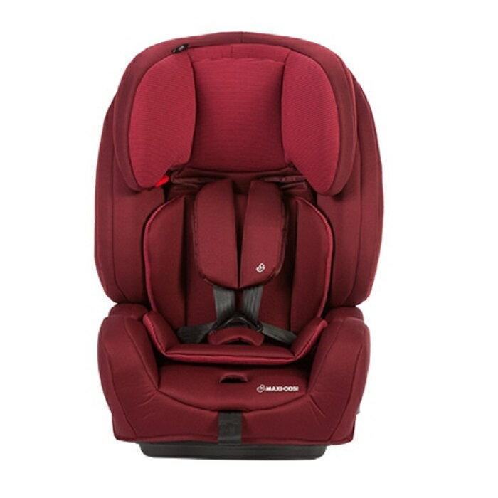 MAXI-COSI Aura 跨階段成長型汽車座椅-棗紅