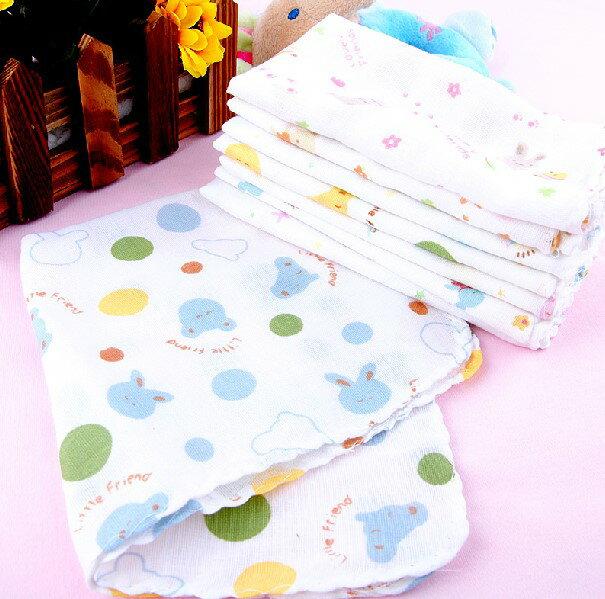 【晨光】日本製 ?高密度雙層紗布巾/手帕(J30)(不挑款?機出貨)【現貨】