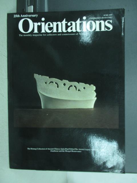 【書寶二手書T8/藝術_PDG】Orientations_1995/6_20th Anniversary
