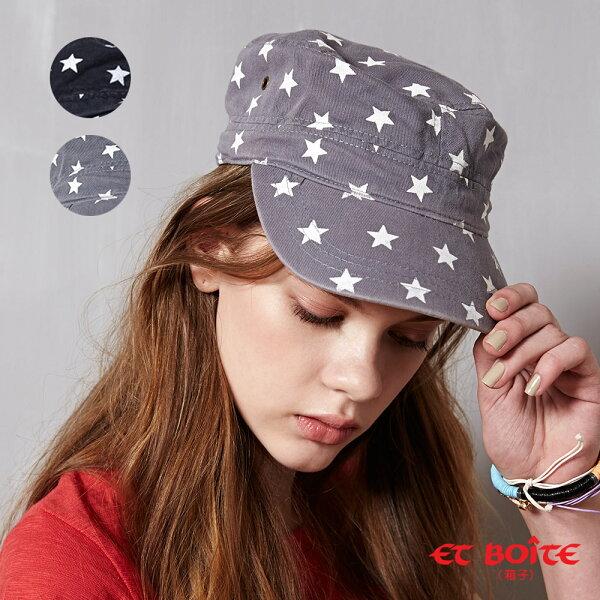 星星帽子(灰)-BLUEWAYETBOiTE箱子