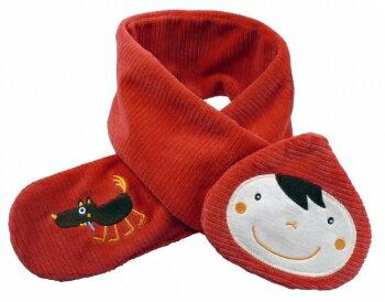 ★衛立兒生活館★法國ebulobo 小紅帽圍巾