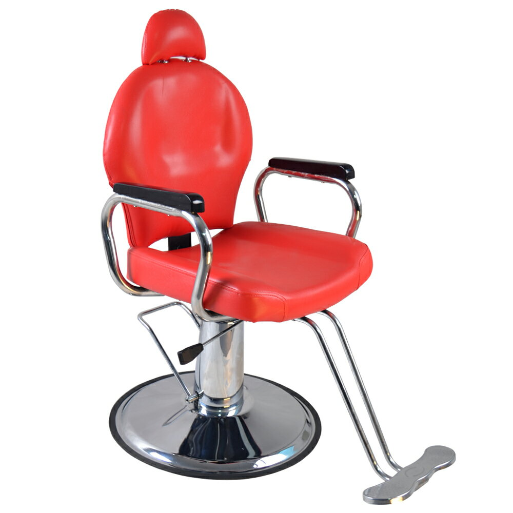 BarberPub Reclining Hydraulic Barber Chair Salon Styling Beauty Spa Shampoo  9838 6