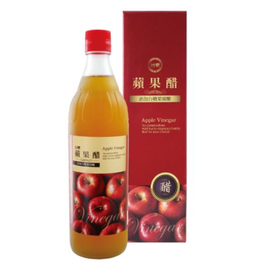 【台糖】蘋果醋(添加果寡糖)★6月全館滿499免運