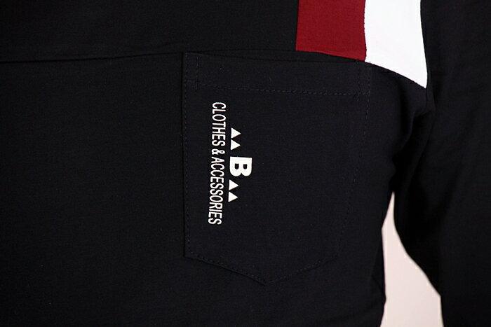 【CS衣舖 】 彈力伸縮 高質感 長袖T恤 3311 3
