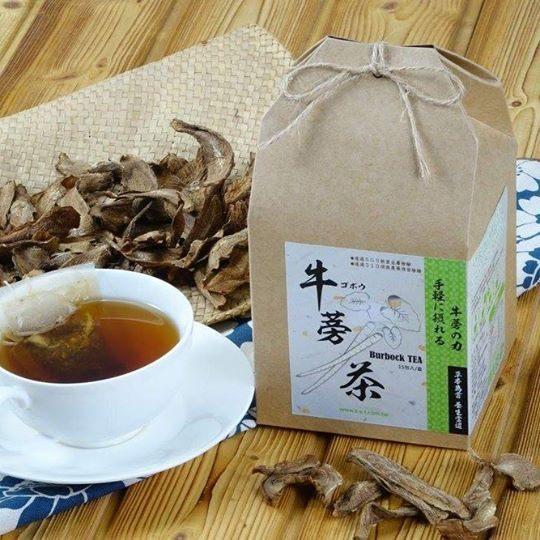 天香堂養生牛蒡茶3.5gx15入包