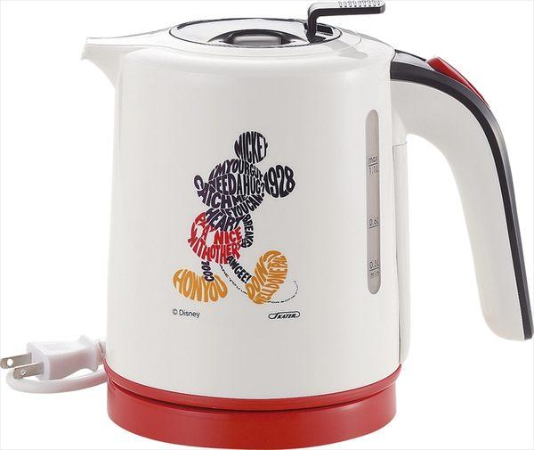Mickey Mouse米奇熱水壺快煮壺MM-206預購