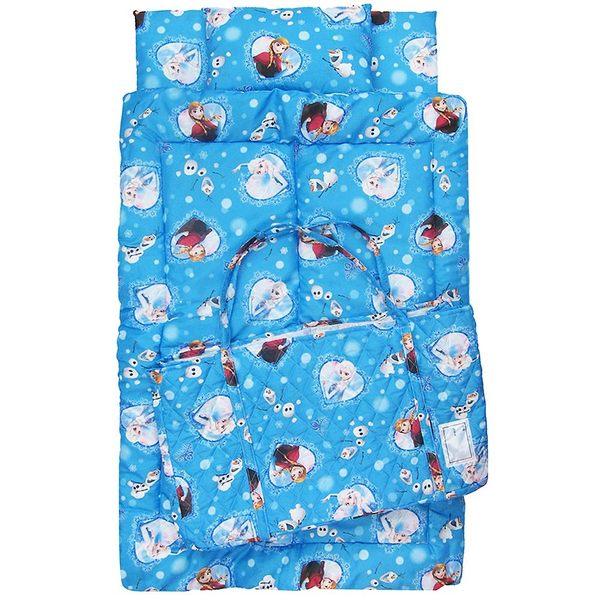 冰雪奇緣睡袋睡袋幼稚園旅行加床484912400海渡