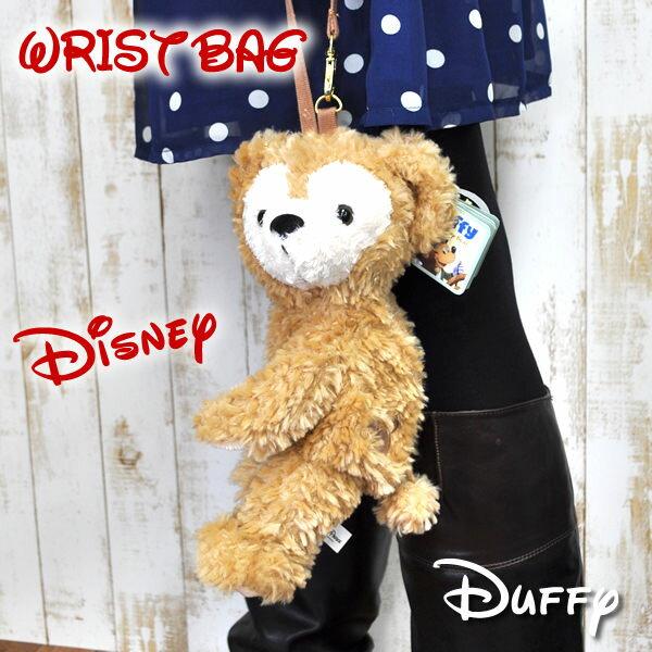 東京迪士尼海洋duffy ShellieMay 拉鍊零錢包吊飾娃娃玩偶海渡