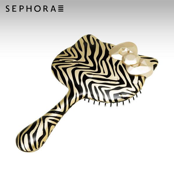 HELLO KITTY SEPHORA梳子斑馬紋限定款海渡