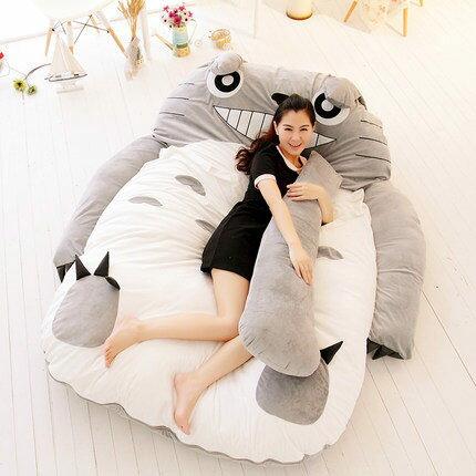 龍貓沙發 床墊雙人床代購020821代購海渡